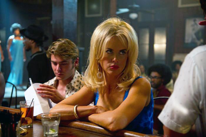"""""""The Paperboy"""" includes a scene set in the late sixties where """"Show and Tell,"""" an Al Wilson song, is playing on the radio as Zac Efron and Nicole Kidman sit in a car outside the prison. However, the song was not recorded until 1973."""