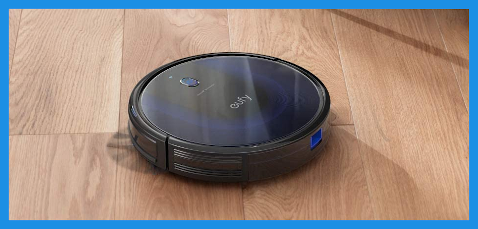 You know what doesn't sucK? Saving nearly 40 percent on this Eufy BoostIQ RoboVac 15C Max. (Photo: Amazon)