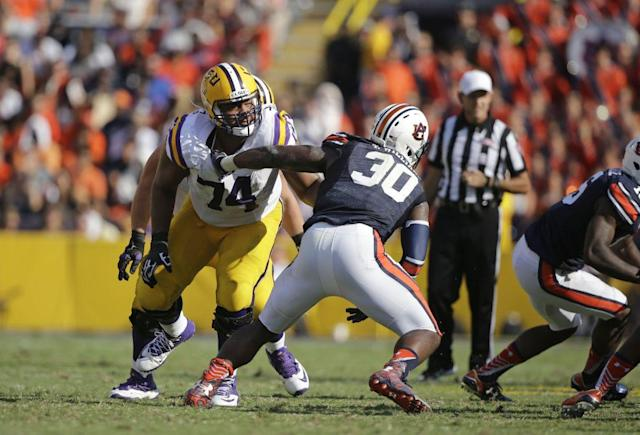 Report: Embezzled money directed to father of former LSU football player