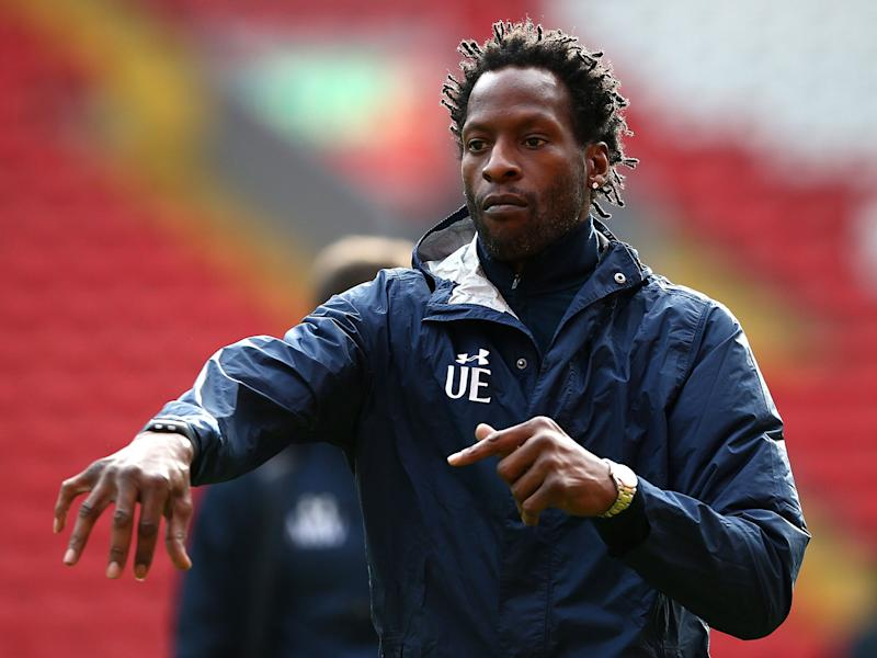 Ugo Ehiogu has died after collapsing at Tottenham's training ground on Thursday: Getty