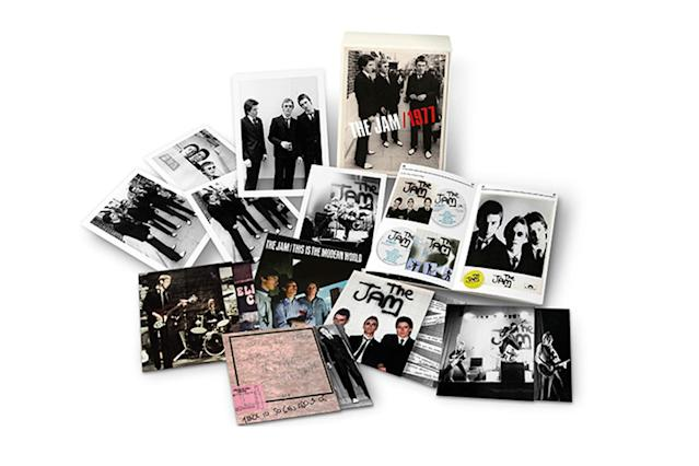 <p>This five-disc boxed set from the year that punk broke in the U.K. features remastered versions of the Mod trio's first two albums, <em>In the City</em> and <em>This Is the Modern World</em>, as well as previously unreleased demos and live recordings. The DVD includes footage from TV shows, including <em>Top of the Pops</em>, as well as the band's promo videos. The set also includes a 144-page book, featuring liner notes as well as photos and memorabilia. It's hard to top the band's energy in its early stage represented here, but the Jam did go on to create more interesting work on their follow-up releases. $39. (Photo: Universal) </p>