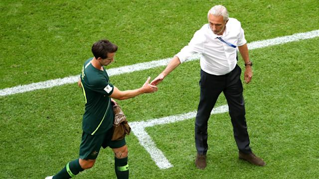 Robbie Kruse has endured significant criticism from Australia fans and Mark Milligan is disappointed by the situation.