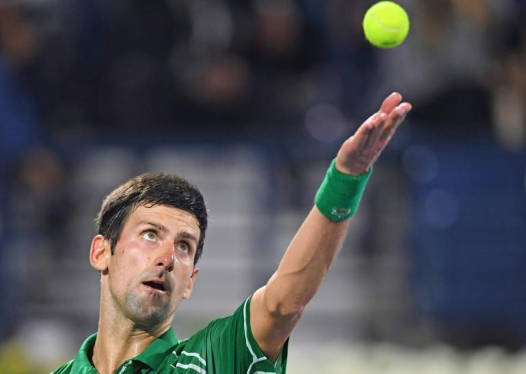 Novak Djokovic happy to play in US Open despite coronavirus fears