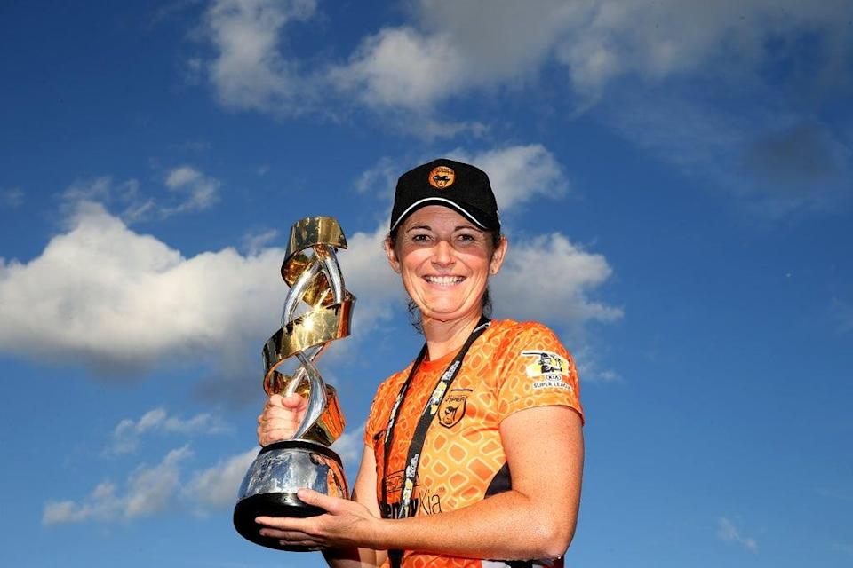 Charlotte Edwards captained Southern Vipers to victory in the first Kia Super League in 2016 (Steve Paston/PA) (PA Archive)