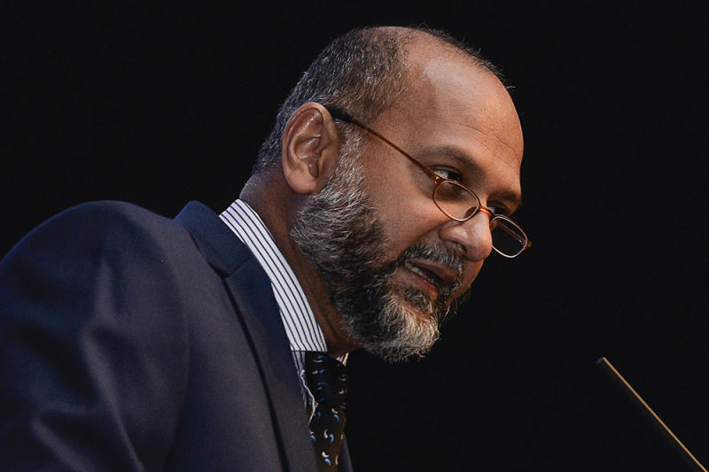 Communications and Multimedia Minister Gobind Singh Deo said the Communications and Multimedia Ministry will file a report with the MACC over the misuse of funds earmarked for the MCMC. — Picture by Miera Zulyana