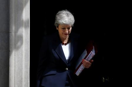 UK PM May says compromise deal remains best way to prevent Iran getting nuclear weapon
