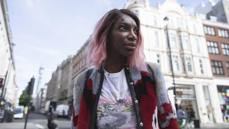 """<p><a href=""""https://www.esquire.com/entertainment/tv/a33628073/michaela-coel-i-may-destroy-you-season-1-ending-finale-explained/"""" rel=""""nofollow noopener"""" target=""""_blank"""" data-ylk=""""slk:Michaela Coel's HBO series"""" class=""""link rapid-noclick-resp"""">Michaela Coel's HBO series </a>is widely seen as one of the best series of 2020. Unrelenting and impossibly brave in its discussion of sexual assault, Coel's character, Arabella, faces the truths of her assault and how it affects her job, her relationships with those closest to her, and most importantly, herself.</p><p><a class=""""link rapid-noclick-resp"""" href=""""https://play.hbomax.com/series/urn:hbo:series:GXqHggg6FbLeIkwEAAAAv?camp=googleHBOMAX&action=play"""" rel=""""nofollow noopener"""" target=""""_blank"""" data-ylk=""""slk:Watch Now"""">Watch Now</a></p>"""