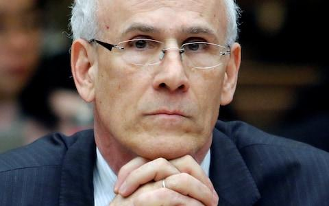 Michael Wernick, the former Privy Council clerk