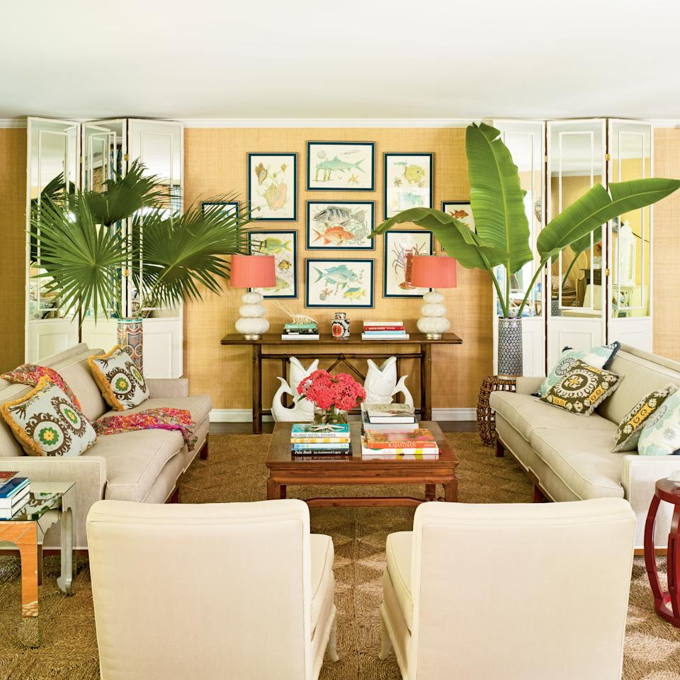 Channel 10 The Living Room: 10 Island-Inspired Living Rooms