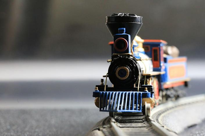 """<p>Vintage model trains are highly collectible, and this means big bucks for the right choo choo. A 1908-14 Lionel 8 Trolley is going <a href=""""https://go.redirectingat.com?id=74968X1596630&url=https%3A%2F%2Fwww.ebay.com%2Fb%2FLionel-Vintage-Rare-Scale-Model-Railroads-Trains%2F180296%2Fbn_73734120&sref=https%3A%2F%2Fwww.goodhousekeeping.com%2Fhome%2Fg35996210%2Fgarage-sale-items-antiques-worth%2F"""" rel=""""nofollow noopener"""" target=""""_blank"""" data-ylk=""""slk:for $7,500 on eBay"""" class=""""link rapid-noclick-resp"""">for $7,500 on eBay</a>.</p>"""