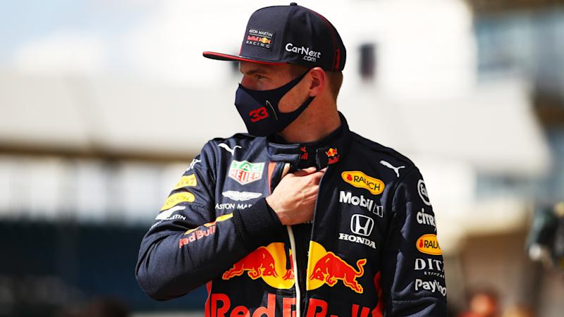 Verstappen feels 'lucky and unlucky' after Hamilton holds on for dramatic Silverstone win