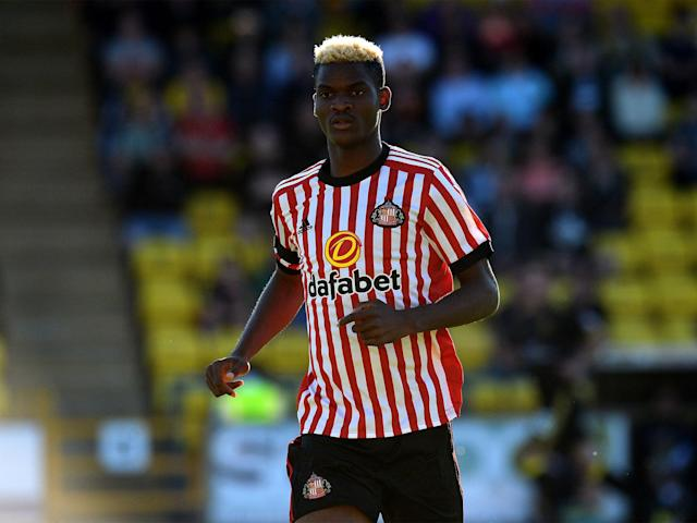 Didier Ndong went to Watford in January on loan but didn't make a single appearance