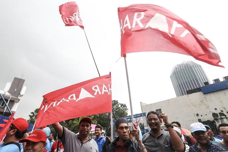 A group of 29 individuals and organisations said that the Sedition Act was cited as one of the tyrannical laws enacted by the previous Barisan Nasional (BN) government. — Picture by Hari Anggara
