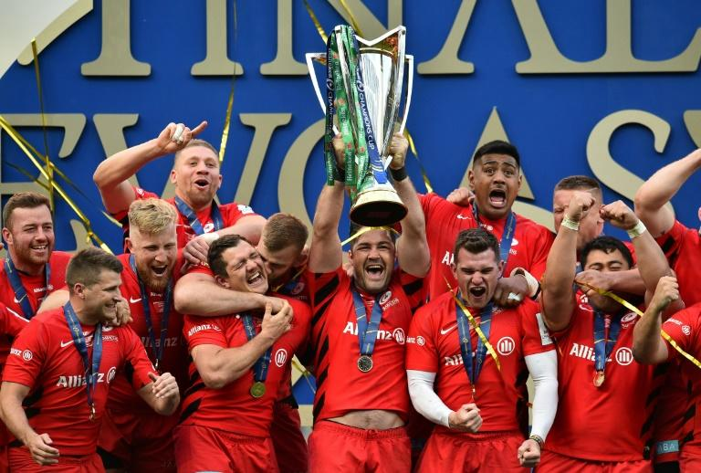 Leinster European clash 'only game that matters' for Maitland's Saracens