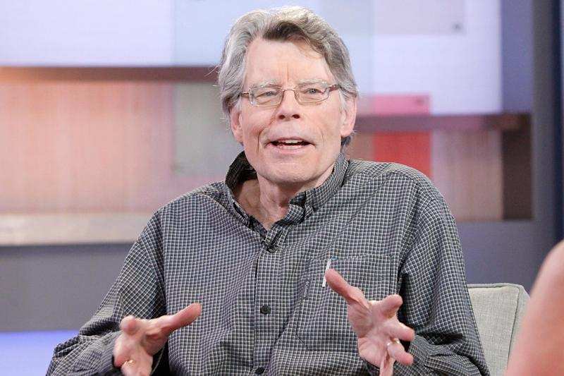 Stephen King says every day is 'a gift' 20 years after nearly losing leg in road accident
