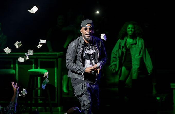 Family of Girl in R. Kelly's Alleged Sex Cult Demand Proof of Consensual Relationship