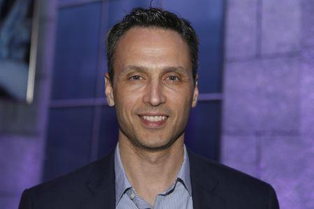 FILE PHOTO: Jimmy Pitaro, president of Disney Interactive, poses for a portrait at the 2014 Electronic Entertainment Expo, known as E3, in Los Angeles, California June 11, 2014. REUTERS/Jonathan Alcorn