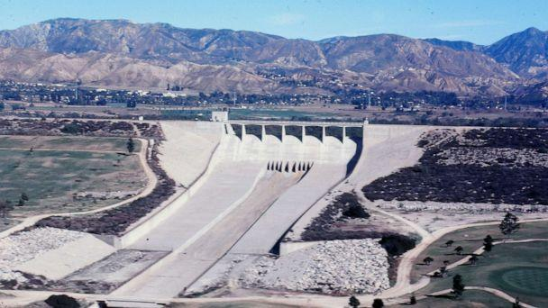 PHOTO: The Mojave River Dam is pictured in this undated photo. (U.S. Army Corps of Engineers Los Angeles District)