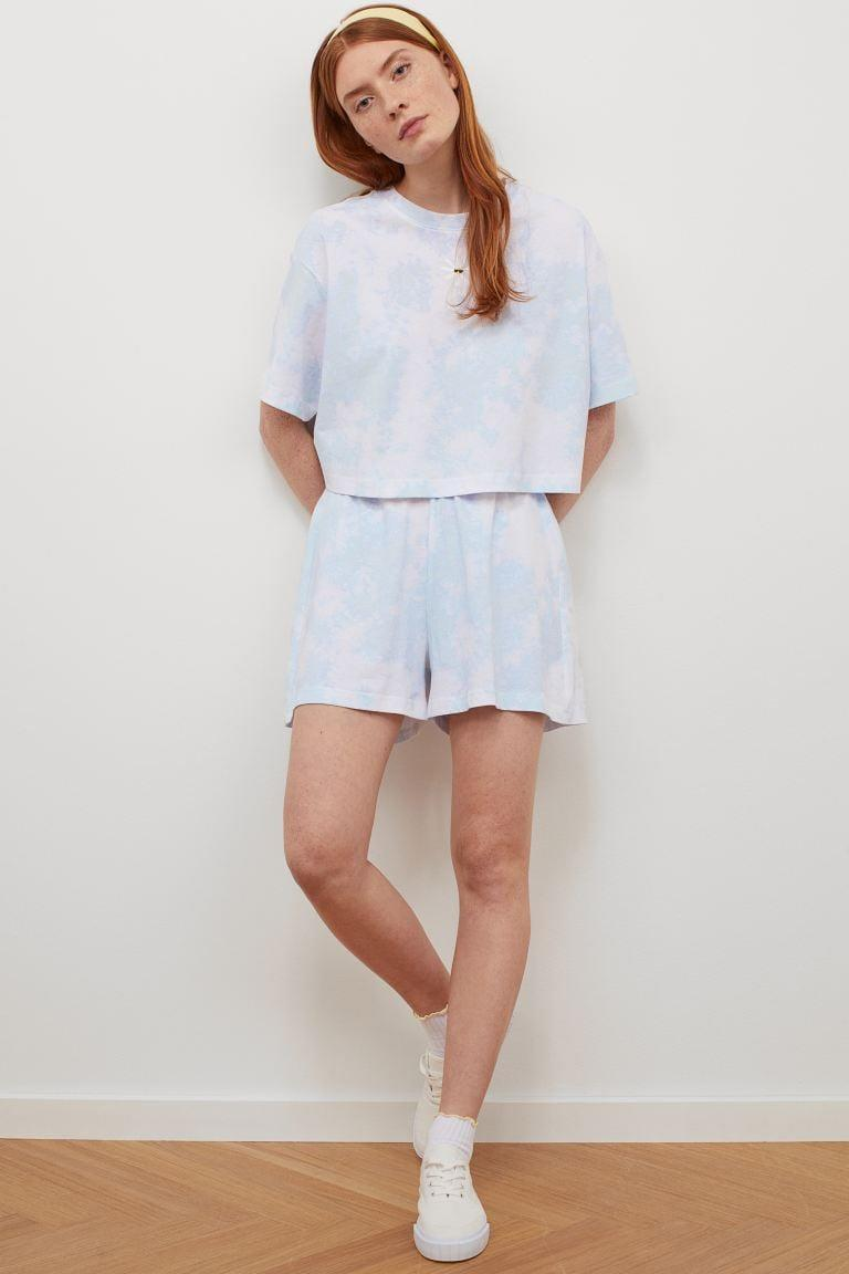<p>Revamp your PJ game with these soft and light <span>To All the Boys I've Loved Before x H&amp;M Batik-patterned Pajamas</span> ($18) that are perfect for spring. </p>