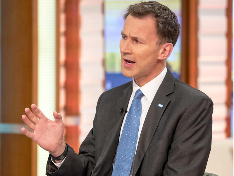 Under Hunt, 59 per cent of NHS staff reported working unpaid overtime each week in 2016: Rex