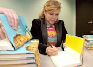"""<p>Prolific Hollywood star Carrie Fisher wrote seven books throughout her career, her first in 1987. <em><a href=""""https://www.simonandschuster.com/books/Postcards-from-the-Edge/Carrie-Fisher/9781439194003"""" rel=""""nofollow noopener"""" target=""""_blank"""" data-ylk=""""slk:Postcards from the Edge"""" class=""""link rapid-noclick-resp"""">Postcards from the Edge</a></em> is the story of a young actress who is struggling to rebuild her life while battling a drug addiction but is still able to find the humor in everything. </p><p>Carrie adapted <em>Postcards</em> into a film starring Meryl Streep and Shirley MacLaine in 1990, and the <em>When Harry Met Sally</em> star, a bestselling author, went on to pen three more novels and three autobiographies about her own struggle with drug addiction, fame and of course, a little film series called <em>Star Wars</em>. </p><p><a class=""""link rapid-noclick-resp"""" href=""""https://www.amazon.com/Best-Awful-Novel-Carrie-Fisher/dp/0743269306?tag=syn-yahoo-20&ascsubtag=%5Bartid%7C2140.g.33987725%5Bsrc%7Cyahoo-us"""" rel=""""nofollow noopener"""" target=""""_blank"""" data-ylk=""""slk:Buy the Book"""">Buy the Book</a></p>"""