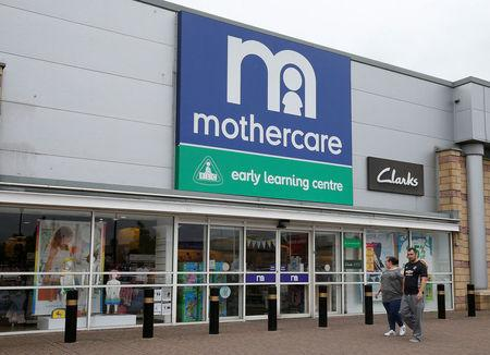 Mothercare to bring fired boss Newton-Jones back in to steer restructuring