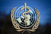 The US has submitted its notice of withdrawal to the the World Health Organization (AFP Photo/Fabrice COFFRINI)