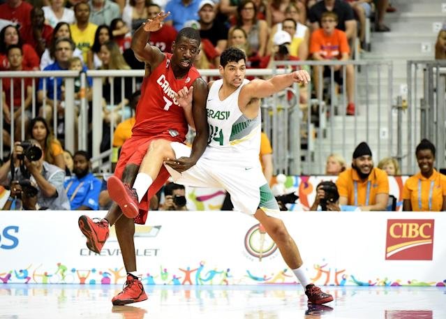 Canada settles for silver in basketball at Pan Am Games, but future looks bright