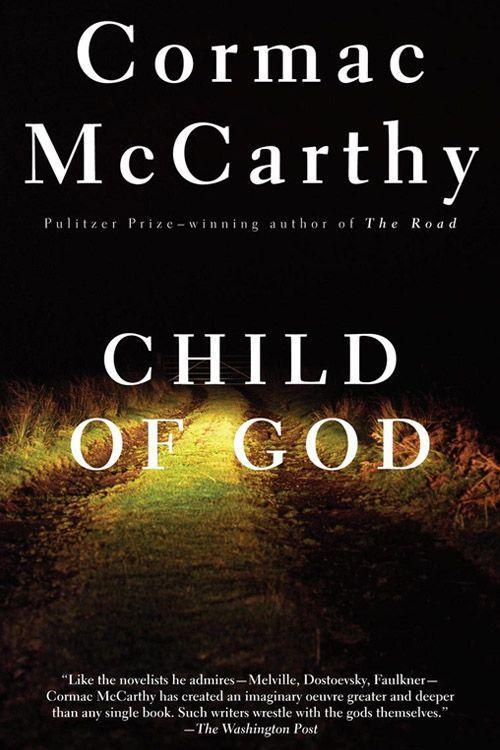 """<p><strong><em>Child of God</em> by Cormac McCarthy</strong></p><p><span class=""""redactor-invisible-space"""">$12.79 <a class=""""link rapid-noclick-resp"""" href=""""https://www.amazon.com/Child-God-Cormac-McCarthy/dp/0679728740/ref=tmm_pap_swatch_0?tag=syn-yahoo-20&ascsubtag=%5Bartid%7C10063.g.34149860%5Bsrc%7Cyahoo-us"""" rel=""""nofollow noopener"""" target=""""_blank"""" data-ylk=""""slk:BUY NOW"""">BUY NOW</a></span></p><p><span class=""""redactor-invisible-space"""">Falsely accused of rape, Lester Ballard is released from jail and haunts the hill country of East Tennessee. Cormac McCarthy, winner of the U.S. National Book Award and known for his unique style of writing, explores new themes in <em>Child of God</em> that are unlike his other books.<br></span></p>"""
