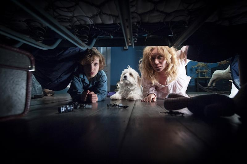 Things go bump in the night in 'The Babadook' (Photo: IFC Midnight/Courtesy Everett Collection)