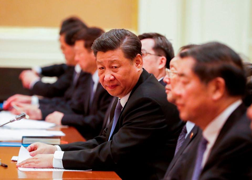 Xi Jinping's CPC government continues to disapprove of Canberra's ongoing stance on China's behaviour in the region. Source: Getty