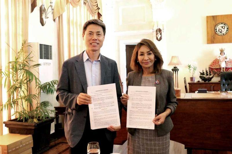 Kepco signs moa with LGUs