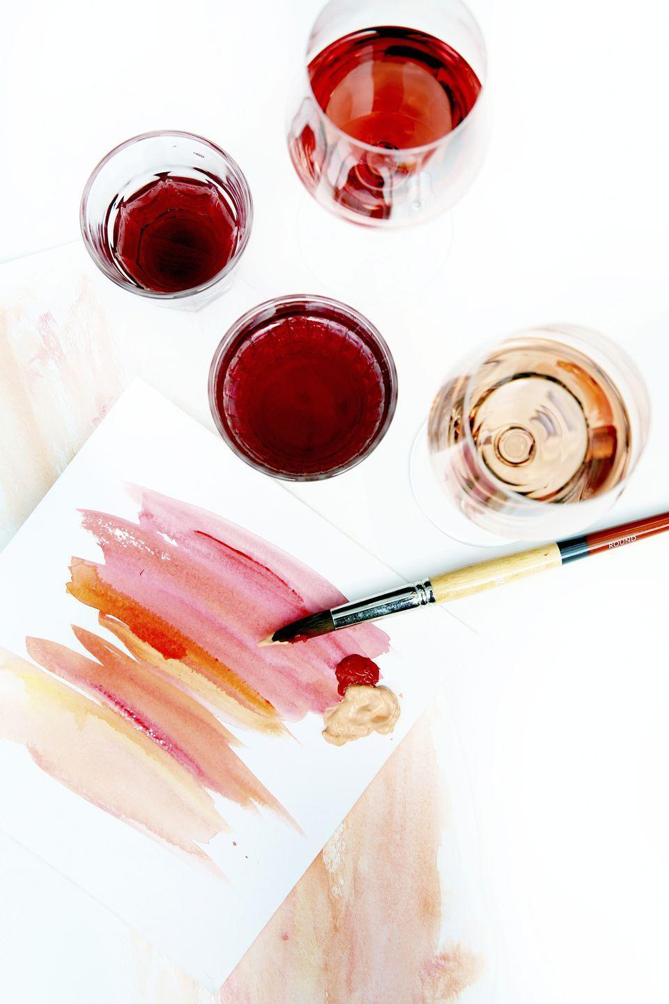 """<p><a href=""""https://www.wineandcanvas.com/"""" rel=""""nofollow noopener"""" target=""""_blank"""" data-ylk=""""slk:This unique experience"""" class=""""link rapid-noclick-resp"""">This unique experience</a> offers the perfect excuse to get boozy and crafty in the same stroke. Plus, you won't be going home alone. (If your local paint and sip studio is closed, you can also try one of Yaymaker's <a href=""""https://www.yaymaker.com/virtual/experience/101/?irclickid=ToYWhpzMbxyLTth07OwzdzZ-UkEyOxTxIzSbQ00&irgwc=1&utm_campaign=Skimbit%20Ltd.&sharedid=oprahmag.com&utm_medium=affiliate&utm_source=ignite"""" rel=""""nofollow noopener"""" target=""""_blank"""" data-ylk=""""slk:virtual paint nights"""" class=""""link rapid-noclick-resp"""">virtual paint nights</a>.)</p>"""