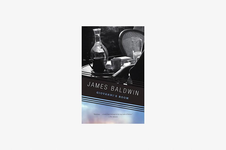 """One of the best ways to prepare for a trip to Paris is to read the novels inspired by it. The city's cafes and streets have served as the settings for some of the world's greatest pieces of literature, including <em>Giovanni's Room</em> by James Baldwin, born out of the American writer's time as a young man living in Paris during the 1950s. Read it on the plane or, better still, at a table for one on the sidewalk outside <a href=""""https://www.cntraveler.com/restaurants/cafe-de-flore?mbid=synd_yahoo_rss"""" rel=""""nofollow noopener"""" target=""""_blank"""" data-ylk=""""slk:Café de Flore."""" class=""""link rapid-noclick-resp"""">Café de Flore.</a> $13, Bookshop. <a href=""""https://bookshop.org/books/giovanni-s-room-9780792796107/9780345806567"""" rel=""""nofollow noopener"""" target=""""_blank"""" data-ylk=""""slk:Get it now!"""" class=""""link rapid-noclick-resp"""">Get it now!</a>"""