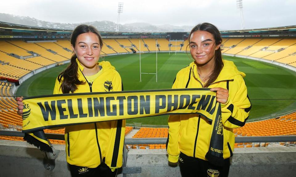 Wellington Phoenix women's team have just joined the W-League but would cut down on their travel if they played in the New Zealand Women's National League.