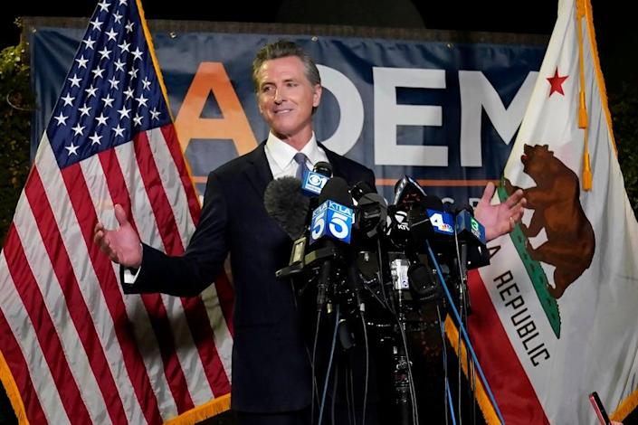 California Republicans (Copyright 2021 The Associated Press. All rights reserved)