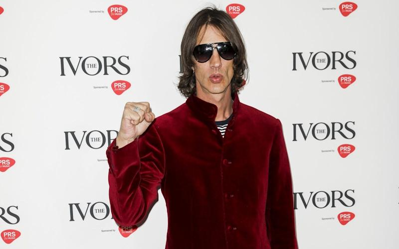 Richard Ashcroft has regained rights to his song Bitter Sweet Symphony  - Getty Images Europe