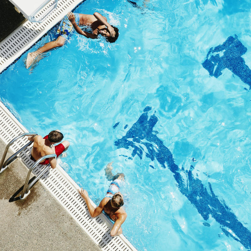 Scientists Say Gallons Of Pee Are In The Average Pool How Harmful Is It