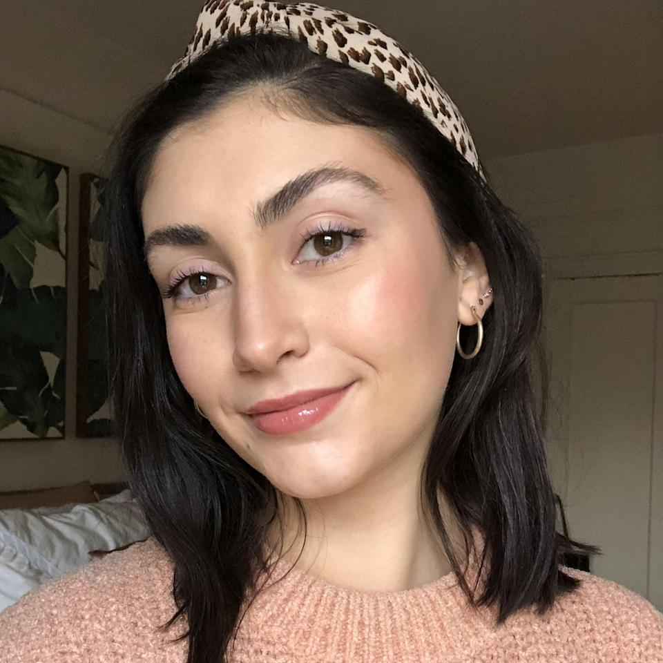 Call Me a Disco Queen - I Love This '80s-Inspired Blush Contouring Hack From TikTok