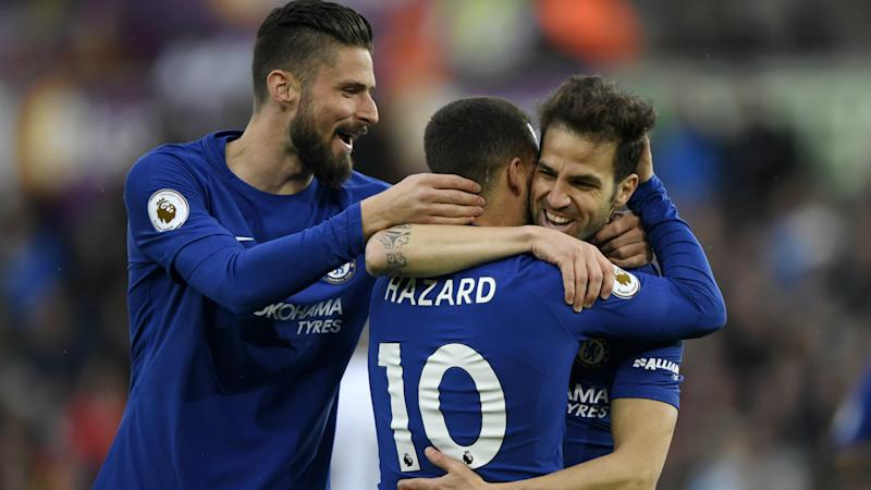 Hazard likes Madrid - Fabregas weighs in on Chelsea's star future