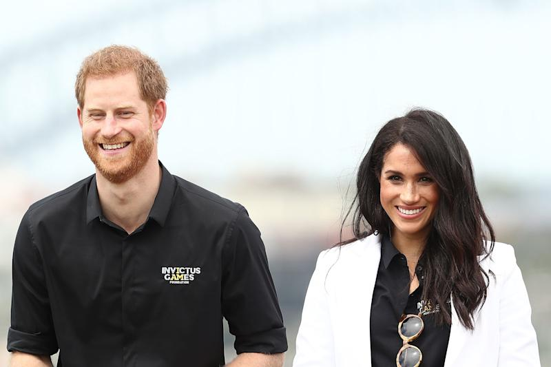 Prince Harry Hopes Meghan Markle Has a Girl, Is Already Father of the Year