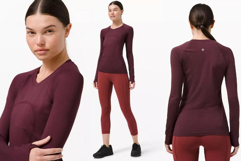 One of Lululemon's most popular workout tops is a recent addition to their We Made Too Much page.