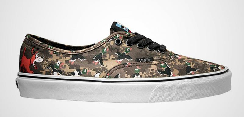 5b9e57ad4eed6f Nintendo and Vans teamed up to make the video game shoes of your dreams