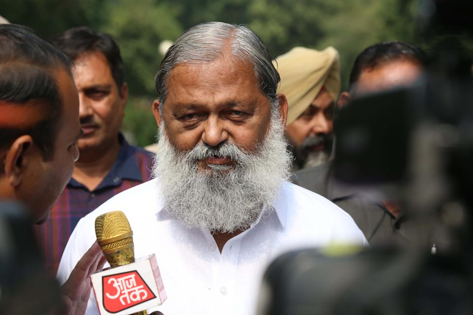 Haryana govt mulling law against 'love jihad': Anil Vij
