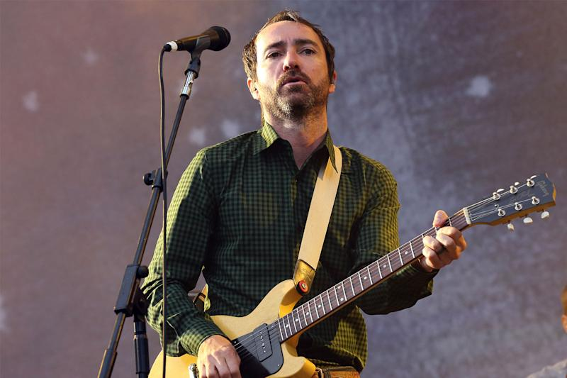 Truly exciting: James Mercer suggests a bright future for The Shins five albums in: THOMAS SAMSON/AFP/Getty