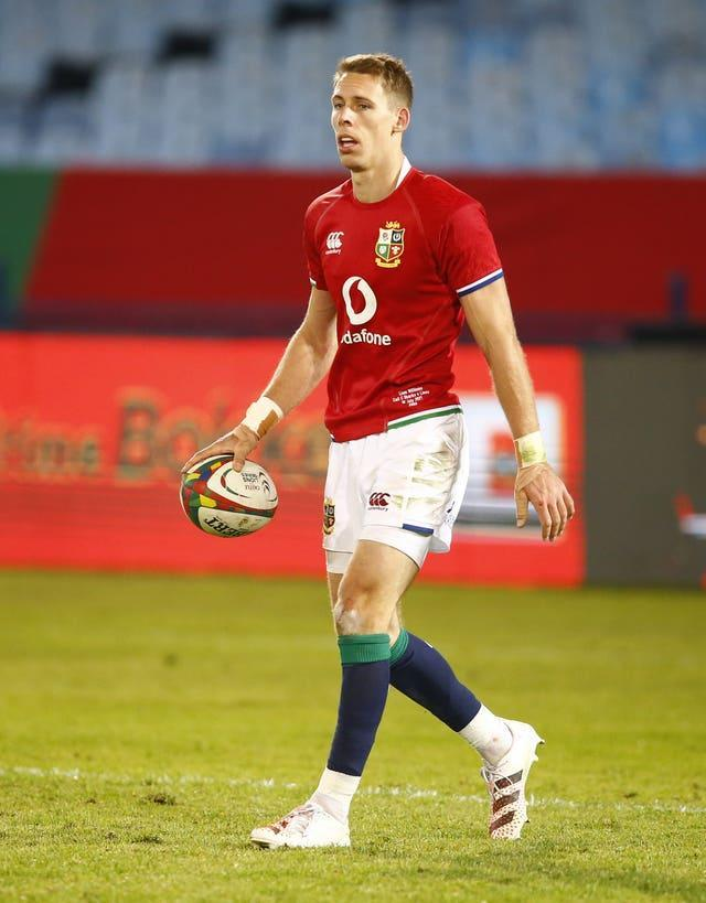 Liam Williams has recovered from concussion and could face South Africa on Saturday