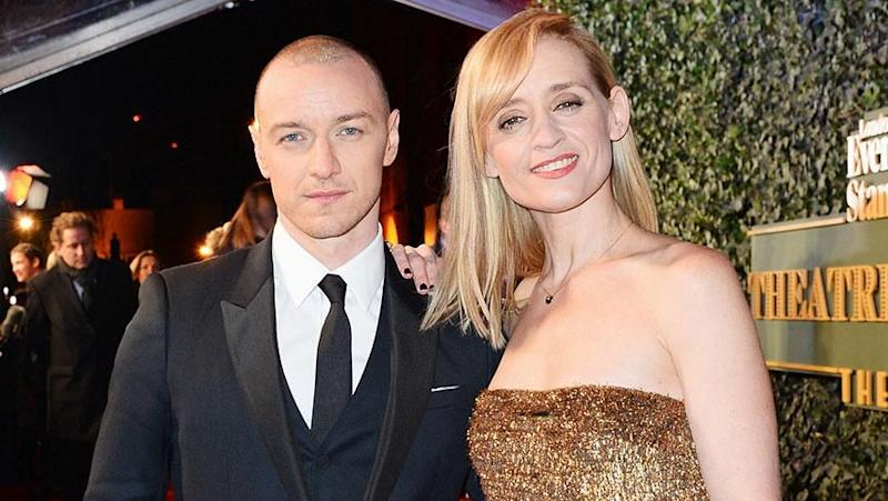 James McAvoy to split from wife