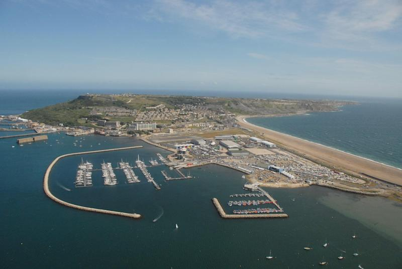 An 11-year-old girl was allegedly raped at Portland, Dorset (Picture: PA)