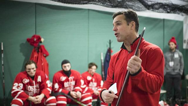 The New York Rangers named David Quinn their new head coach, choosing a candidate they said will fill a number of needs for where the franchise is currently at.
