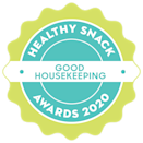 """<p>We evaluate hundreds of snacks year round to bring you the best of the best in terms of nutrition and taste. Check out our list of winners for the <strong><a href=""""https://www.goodhousekeeping.com/health/diet-nutrition/a33821787/healthy-snack-awards-2020/"""" rel=""""nofollow noopener"""" target=""""_blank"""" data-ylk=""""slk:2020 Good Housekeeping Healthy Snack Awards here"""" class=""""link rapid-noclick-resp"""">2020 Good Housekeeping Healthy Snack Awards here</a> </strong>for more snacking inspiration.</p>"""